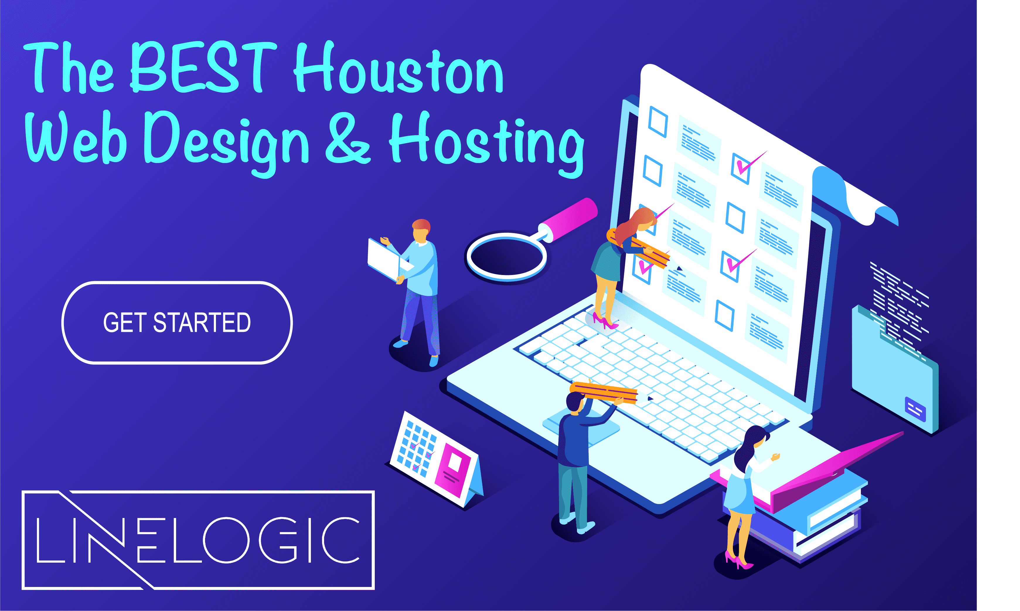 Experience the Best Houston Web Design and Hosting