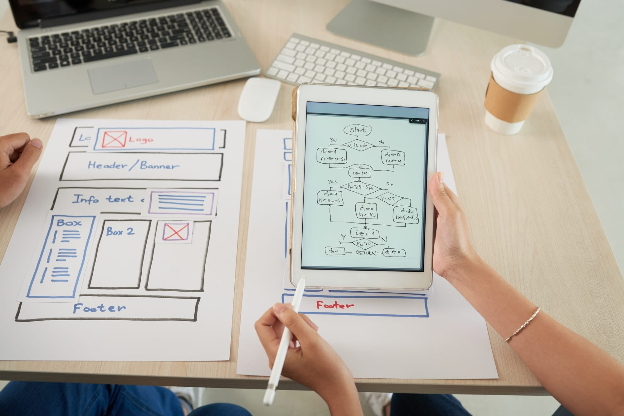 Ways to Design a Website for a Professional Woodworking Business